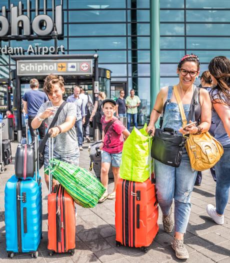 'Ook je alleen maar laten afzetten bij Schiphol gaat straks geld kosten'