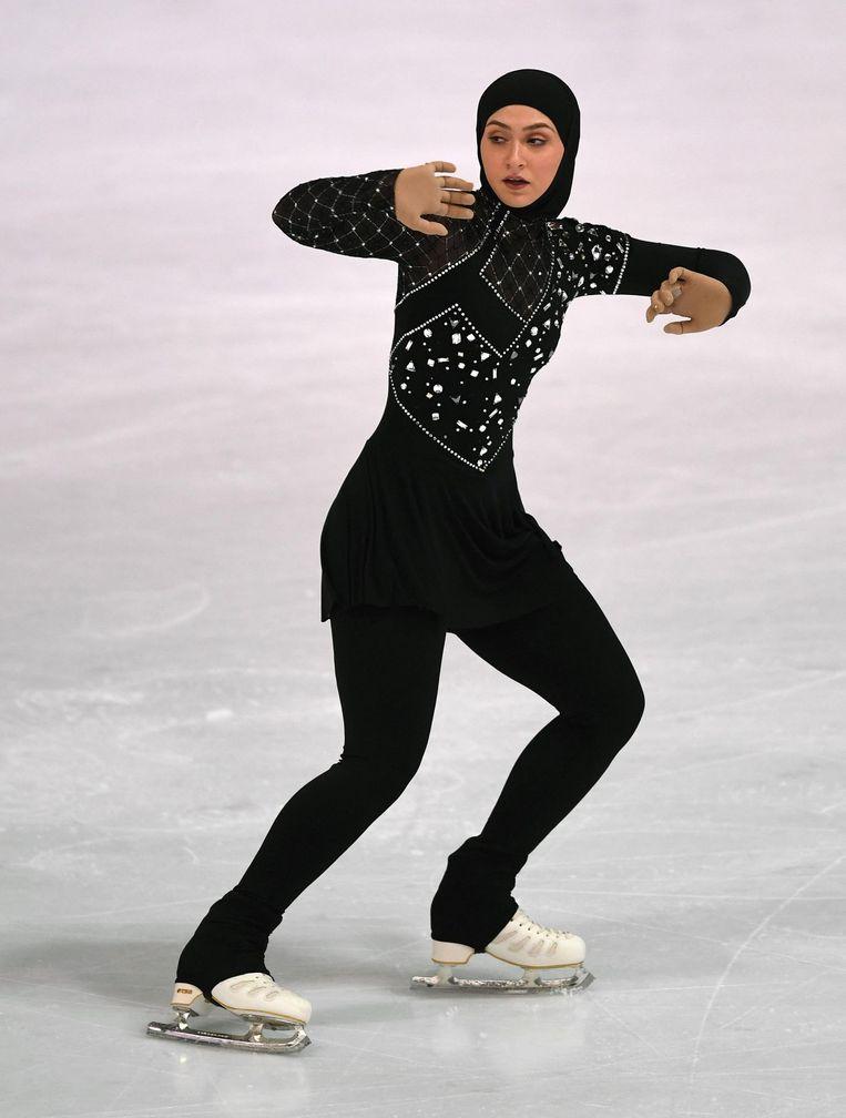 Zahra Lari. Beeld null