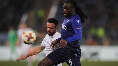 Jordan Lukaku en Lazio hebben werk op de plank liggen na 2-2 tegen Dinamo Kiev, Marseille vloert Athletic Bilbao (3-1)