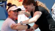 Nieuw fenomeen Andreescu valt gekwetst uit - Elise Mertens moet inpakken in Miami