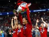Van Dijk beste speler van finale: 'Zó trots op de ploeg'