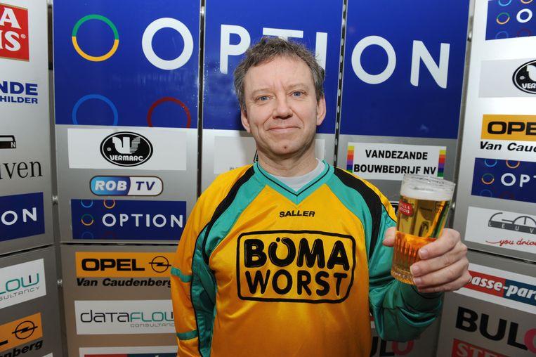 Johan is al sinds 1998 figurant in de populairste reeks van Vlaanderen.