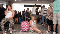 Londen start met 'Operatie Matterhorn': vandaag keren al 14.000 gestrande vakantiegangers Thomas Cook terug
