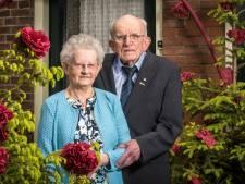 Beltrums echtpaar Hoitink zoekt na 60 jaar huwelijk nog altijd gezelligheid op
