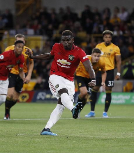 Misser van Pogba kost United zege