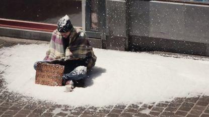 """Geteisterde Samusocial doet video-oproep naar 15.000 flesjes water: """"Ook in de zomer hebben daklozen uw hulp nodig"""""""