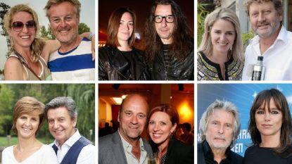 Van 10 tot 34 jaar verschil: op de liefde van deze 19 bekende koppels staat geen leeftijd