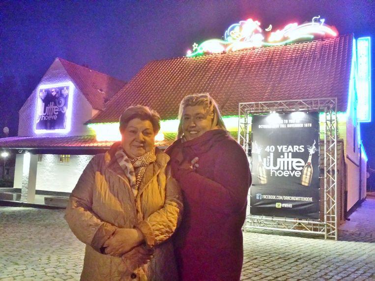 Maria Kristina stond meer dan veertig jaar achter de bar in de Witte Hoeve. Dochter Ann en kleindochter Michelle stapten ondertussen mee in de zaak.