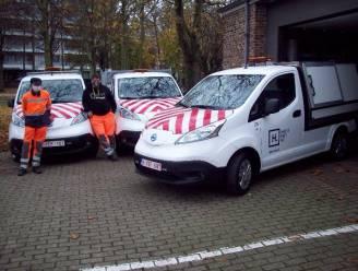 Stad Hasselt trekt 3,8 miljoen euro uit voor duurzaam wagenpark