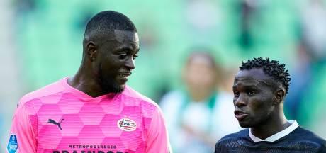 Yvon Mvogo gaat bij PSV door het stof na ongelukkige actie