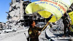 De vrouwelijke commandant die de strijd om Raqqa leidde en IS op de knieën dwong
