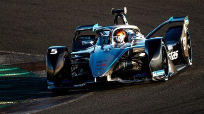 """Vandoorne bengelt achteraan in testweek Formule E: """"Nog wat werk"""""""