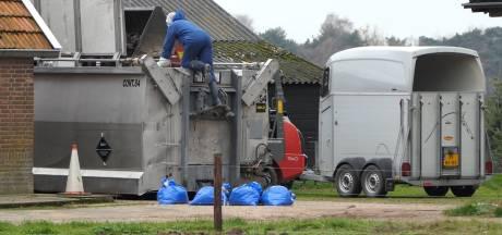 Ruim 3000 nertsen geruimd in Putten: 'Verschrikkelijk voor de familie'