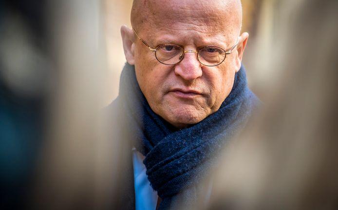 Minister Ferdinand Grapperhaus (CDA).