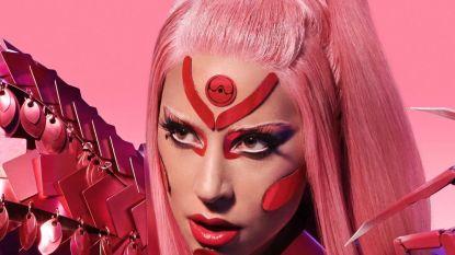 Lady Gaga lanceert 'Stupid Love' oogschaduwpalette ter ere van nieuw album