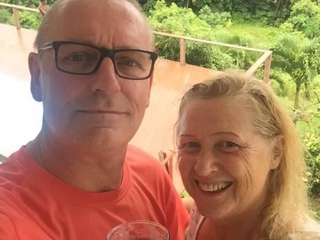 Zussen uit Heeze hebben nog niets gehoord van vader op Dominica: angst in de buik