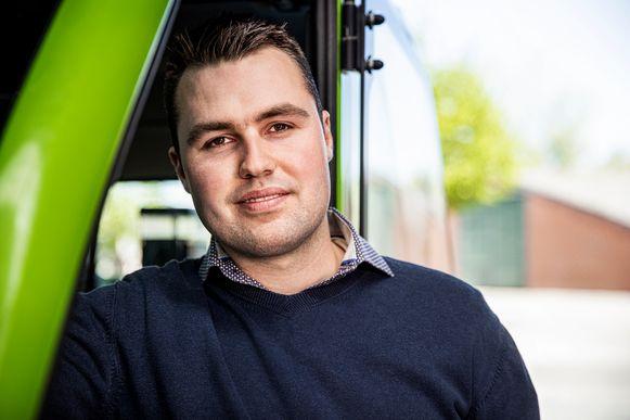 Frits Stevens hoopt in het VTM-programma de ware liefde te vinden.