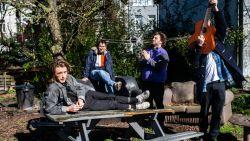 """Twee nieuwe albums Borokov Borokov: """"Mathieu Terryn reed met zijn step tegen onze Berlingo en zong ter compensatie een lied voor ons in"""""""