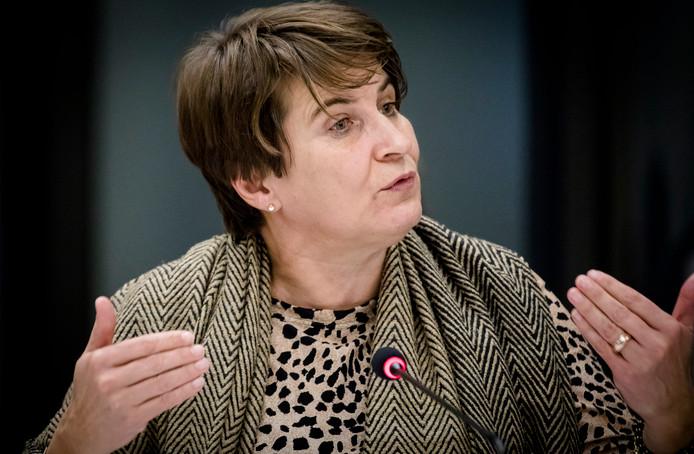 Minister Lilianne Ploumen.