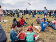 Snerpende straaljagers en bommen: alsof de hel losbreekt boven Volkel