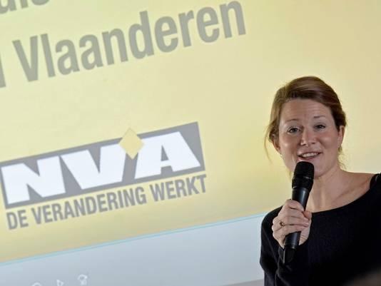Anneleen Van Bossuyt.