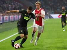 Ajax rekent op komst Roemeense middenvelder Marin van Standard Luik