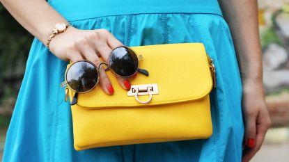 Hoe feller, hoe beter: deze gele handtassen zijn een streling voor het oog