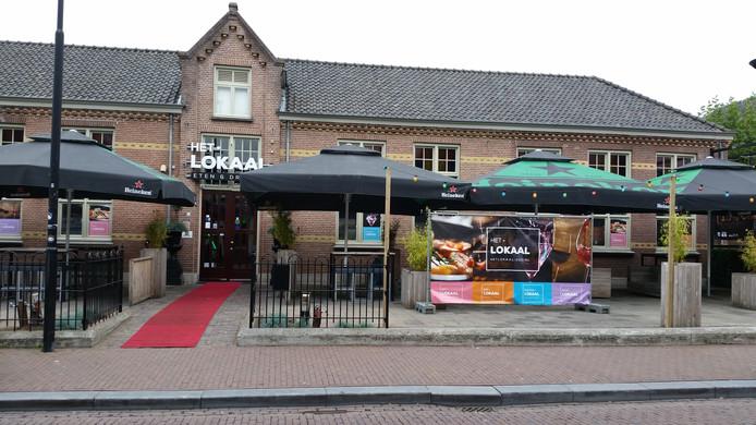 Het Lokaal is na de zomer Onsz Restaurant.