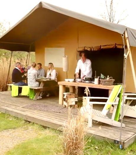 Van Achterhoekse Roti tot Weide Bavette: chefs maken simpel campinggerecht met streekproducten