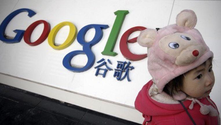 Google hoopt nog steeds dat China google.cn zal toestaan alle zoekresultaten ongecensureerd te laten weergeven. Nu leveren zoektermen als 'dalai lama' en 'Plein voor de Hemelse Vrede in 1989' niets op. Foto AP Beeld