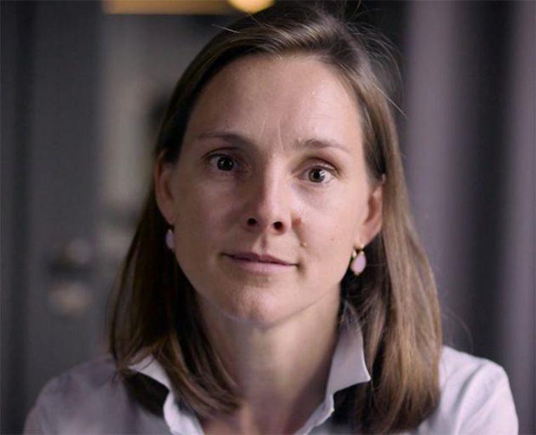 Ruth Blanchaert verloor haar 5-jarig dochtertje in het verkeer.