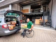 Container vol kleding, luiers, speelgoed en meubels vanuit Capelle richting Beiroet: 'Ik ben trots'