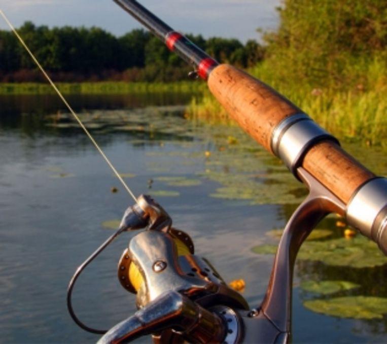 De daders gingen aan de haal met vismolens en een karperhengel.