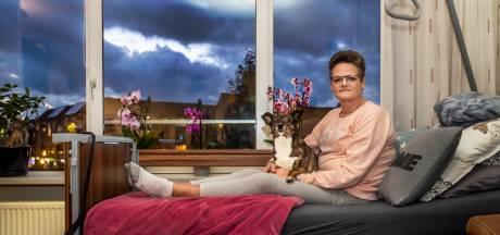 Lydian (50) verrekt nog tot 2021 van de pijn in haar rug: ook haar hernia-operatie is wegens corona uitgesteld