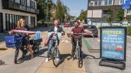 Nieuwe fietszone in Heule geopend, die in Marke volgt in augustus