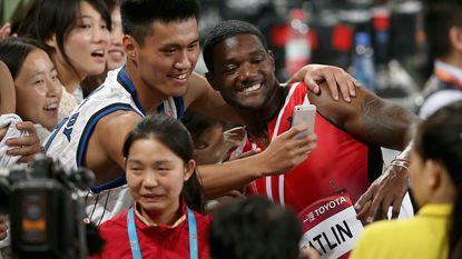 Beste wereldjaarprestatie voor Gatlin in Peking