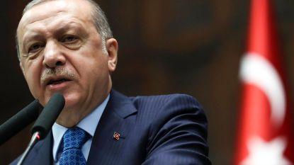 Erdogan roept vervroegde verkiezingen uit