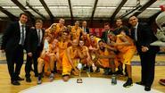 Oostende en Charleroi kennen tegenstanders in Eurocup basket