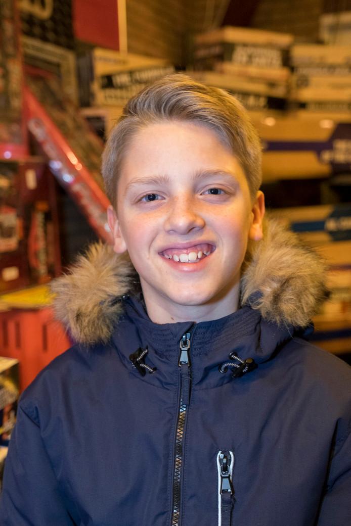 Jenson van Heijningen uit Ellemeet.
