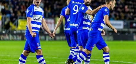 Sprookje PEC Zwolle krijgt ook in Breda een vervolg