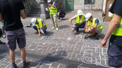 Protest tegen gasleiding levert GAS-boete van 350 euro op