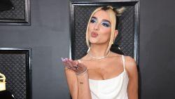 Blauwe oogmake-up is terug van weggeweest: onze tips om zelf een blauwe look te dragen
