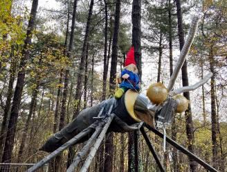 Kersttocht neemt wandelaars mee in wondere wereld van kabouters en bosinsecten