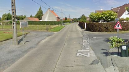 Zilverbergstraat deels onderbroken, door aanleg zijstraat