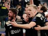 Zo schrijven de buitenlandse kranten over Ajax: 'Van de Beek was overal'
