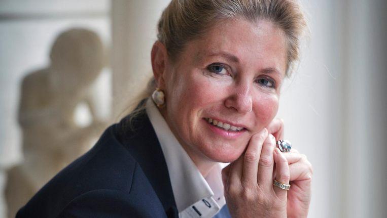 Marielys Roos schreef een onthullend relaas over de Bloemendaalse politiek. Beeld Paul Vreeker/United Photos