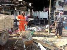 IS jaagt martelaren er aan de lopende band door