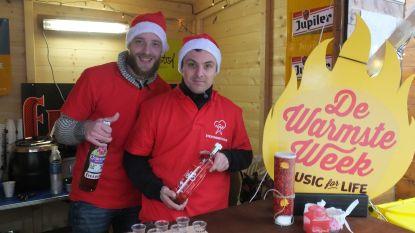 Verenigingen en goede doelen troef op kerstmarkt