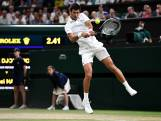 Djokovic leidt kraker tegen Nadal, morgen verder