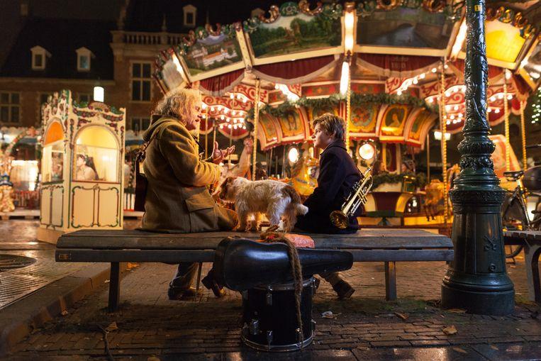 'Alleen op de wereld' wordt tussen 6 december en de kerstdagen om 18.00 uur uitgezonden op NPO Zapp. Beeld RV